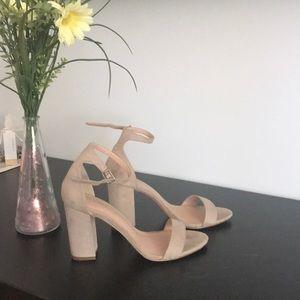 Madden Girl nude heels